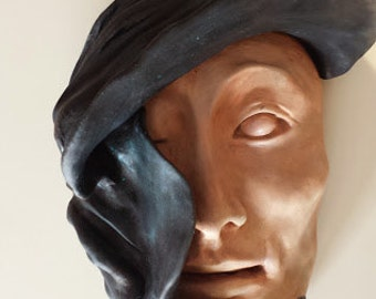 Face Sculpture: Sophisticated One