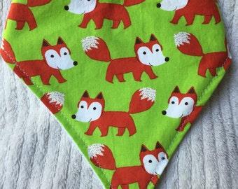 Animal- Bandana Bib/ Baby Bib/Towel Bib/ Infant Bib