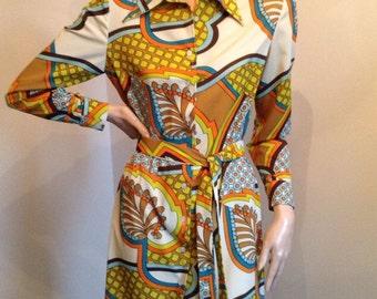 Colin Glascoe 70s Dress