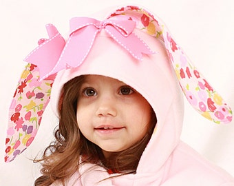 Little Pink Bunny Jacket