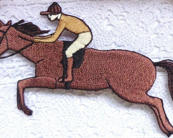 Iron on Galloping Horse