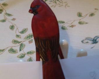 REDUCED  Bird Lovers Bookmark
