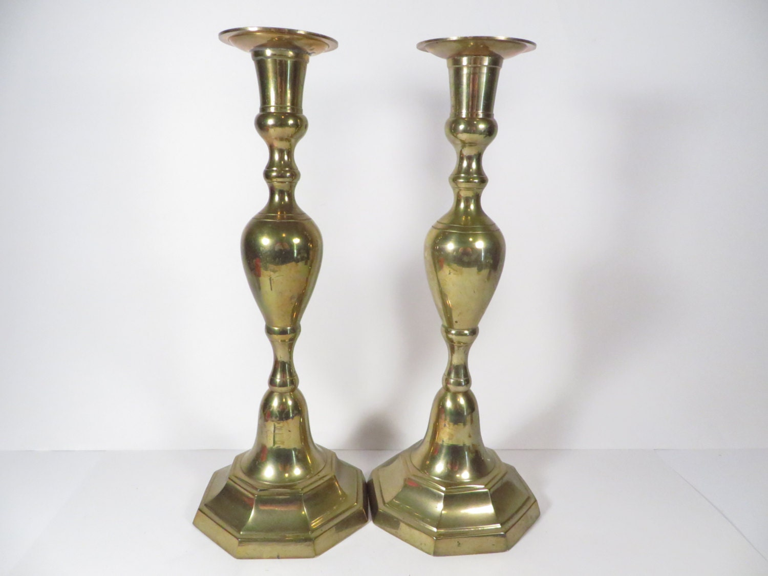 Find great deals on eBay for large brass candle holder. Shop with confidence.