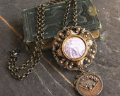 Assemblage Necklace, anti...