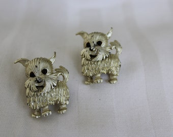 Scottie Dog Scatter Pin