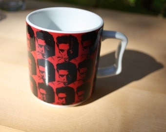 Coffee Mug Andy Warhol ELVIS Presley by Rosenthal Studio Line