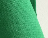 Organic Solid Fabric in Shamrock from the Cirrus Solids Collection from Cloud9 Fabrics. - ONE FAT QUARTER Cut