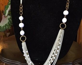 Snow Drop necklace