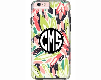 Custom iPhone 7 or iPhone 7 Plus Cases | Personalized Case Mate Tough or Barely There cases iPhone 6, iPhone 6 Plus  & More - Flower Girl