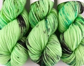 SALE | superwash {dk} | MUTANT | ready to ship | hand dyed yarn | superwash merino