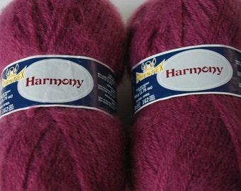2 skeins Phentex Harmony