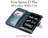 Xperia Z3 Plus Leather Wa...