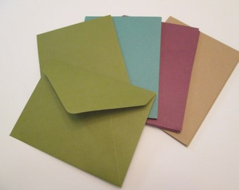 DESTASH - 24 envelopes