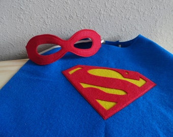 Adult Super Hero Cape Set