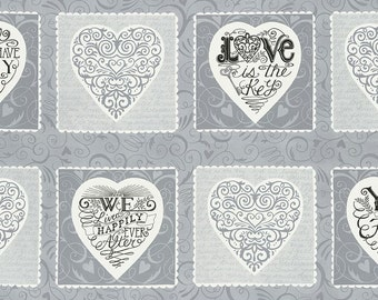 Moda - Ever After by Deb Strain - Ever After Panel