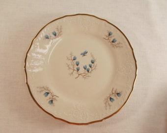 Bernadotte-Czech Debut 6 Salad Plates
