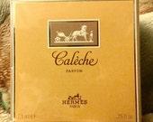 Caleche Hermes • Pure Parfum .25oz Splash•  Sealed Rare• 100% authentic