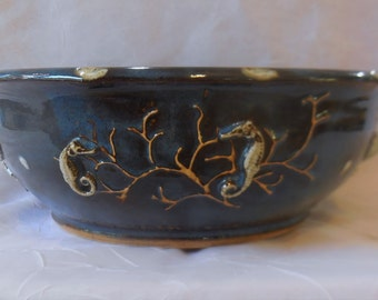Nautical Serving Bowl
