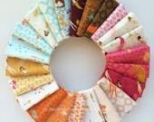 Mendocino by Heather Ross for Windham Fabrics, Half Yard Bundle, Complete