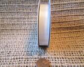 SEAM BINDING Ribbon - Whisper White - 1/2 Inch wide - 10 Yards