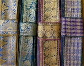 Blue and Teal Sari borders, Sari Trim SR339