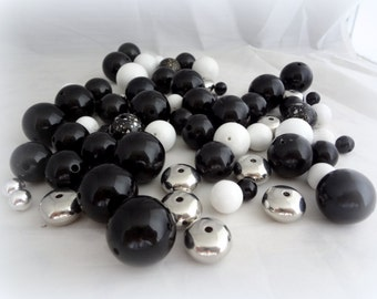 72 Mixed Acrylic Bead Mix