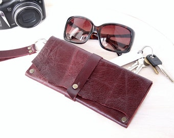 Leather Cash Envelope Wallet | Leather Clutch | Slim Cash Organizer | Men's Wallet | Cash Envelope | Cash  Budget Envelope | Women's wallet