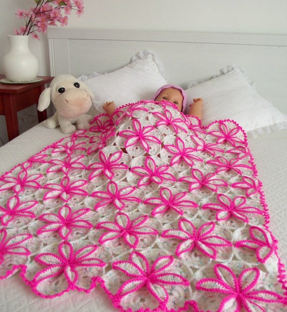 Crochet Baby Blanket Patterns To Download : CROCHET BABY BLANKET Pattern crochet pattern for baby