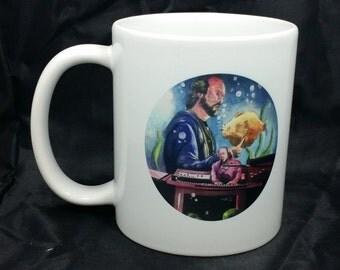 Page McConnell Coffee Mug 11 or 15 ounces Phish keyboardist