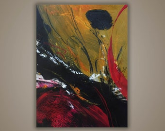 Sovereign - Original Abstract Painting