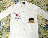 Doc McStuffins Kids Lab Coat - Personalized Embroidered Labcoat - Boy or Girl