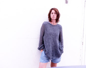 Best selling Hand knit woman sweater