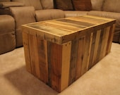 Reserved - Custom Ordered Stained Chest