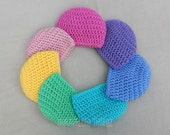 Crochet Baby Hat, Choose Your Color, Newborn Photo Prop Hat