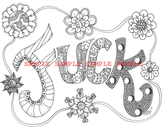 Cussing Coloring Pages Coloring Pages