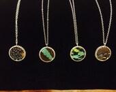 Custom order for Kim- 4qty butterfly pendants