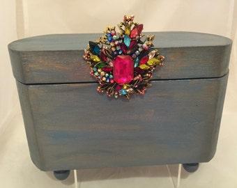 Tourquoise Decorative Box