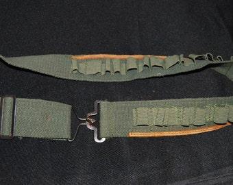 Vintage Military Ammo Belt