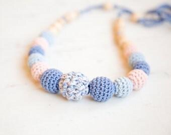 serenity nursing Necklace - Nursing necklace - mommy necklace