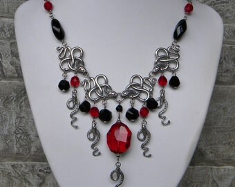 Black Ruby Serpentine