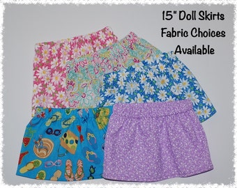 "Bitty Baby Cotton Skirt (15"" doll)"