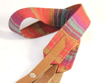 Moroccan Stripe Mandolin / Ukulele Strap