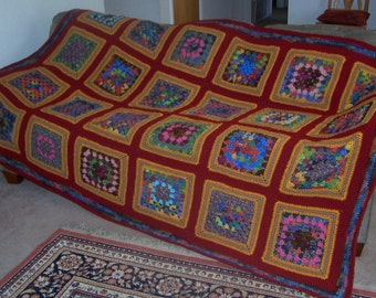 Gallery Granny Square Afghan