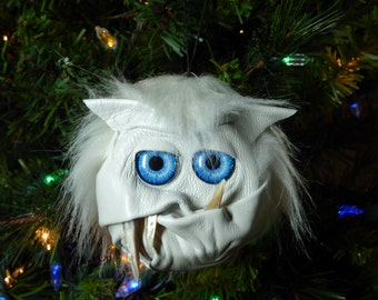 Holiday Ornament Christmas Decoration Tree Goblin Monster Yule Krampus One Of A Kind