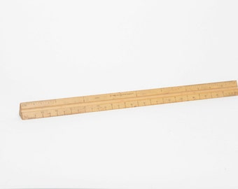 Vintage Drafting Ruler