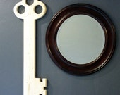 Giant Skeleton Key- Wood Skeleton Key - Wall Key - Four Foot Decorative Key