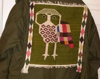 Unique embellished Gypsy army jacket