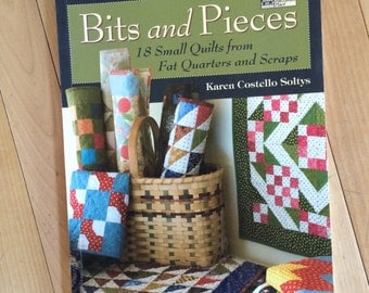 Bits and Pieces Quilt book