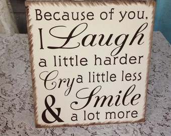 Laugh, Love and Smile