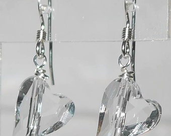 Crystal Clear Swarovski Wild Hearts